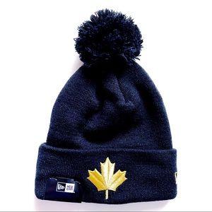 🆕 NBA New Era Toronto Raptors Winter Hat Beanie